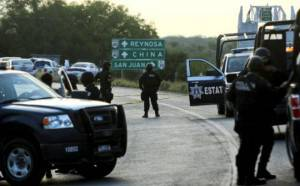 Polizia federale messicana (Getty Images)