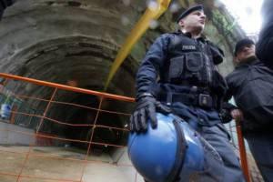 Polizia (Foto: MARCO BERTORELLO/AFP/Getty Images)