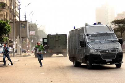 Fratelli Musulmani proteste al Cairo Egitto (Getty images)