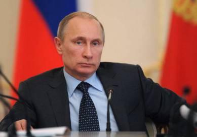 Presidente Russo, Vladimir Putin (Getty images)