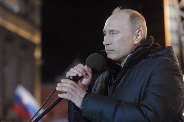 Elezioni in Russia: le lacrime di Putin (video)