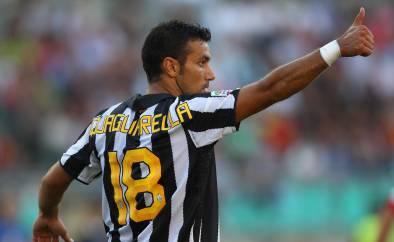 Juventus-Milan: Quagliarella offre la cena a tutti se fa goal, un film già visto!