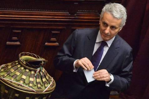 Gaetano Quagliariello (ALBERTO PIZZOLI/AFP/Getty Images)