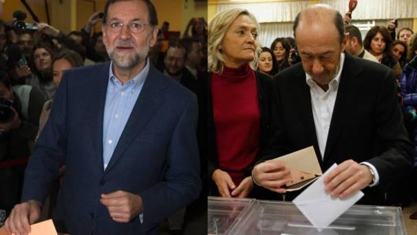 Spagna al voto: affluenza in calo