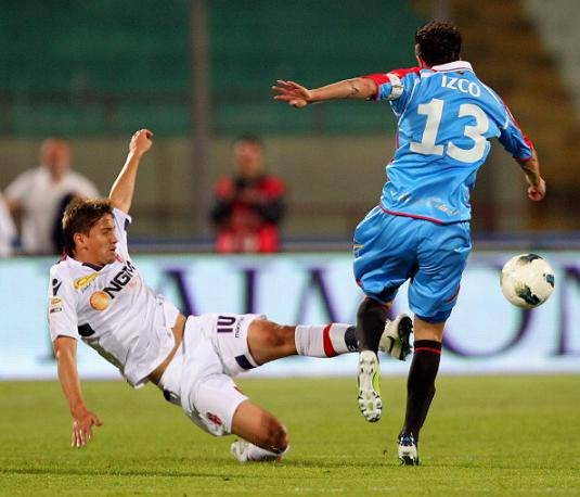 Catania-Bologna 0-1, Ramirez porta in alto i felsinei (Video)