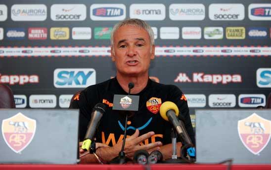 Il Palermo vuole Claudio Ranieri
