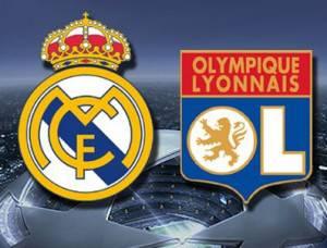 Real Madrid - Lione