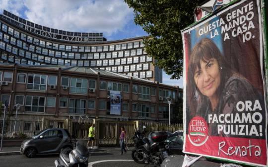 Il Consiglio di Stato boccia il ricorso della Polverini, costretta ad indire le elezioni regionali in 5 giorni