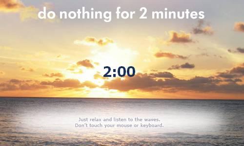 Troppo stress? Esiste sito internet per rilassarsi