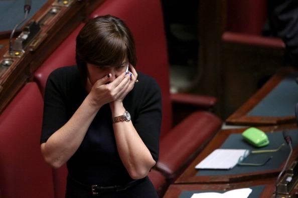 """Renata Polverini (Pdl): """"Secondo il rapporto Istat la strada è in salita, ma basta politiche di austerity"""""""