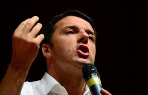 Matteo Renzi (OLIVIER MORIN/AFP/Getty Images)