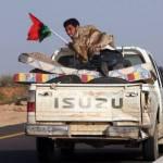 Guerra in Libia: i ribelli avanzano verso Sirte