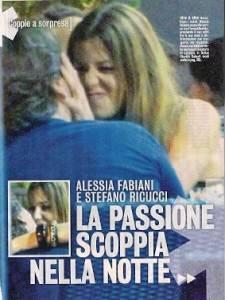 ALESSIA FABIANI / Stefano Ricucci, è nata una nuova coppia?