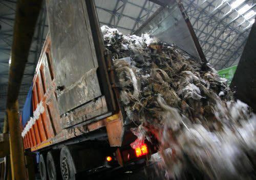 Emergenza rifiuti: a Terzigno contaminata la falda acquifera profonda
