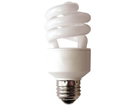 Risparmio energetico bulbo cfl for Lampadine basso consumo philips