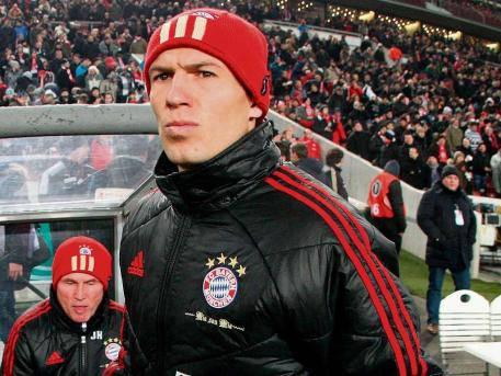 """Bundesliga, Robben: """"Possiamo vincere il titolo"""""""