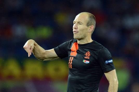 Milan, clamoroso: i rossoneri su Robben