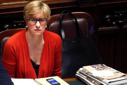 Il ministro Roberta Pinotti (Franco Origlia/Getty Images)