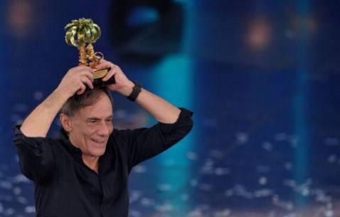 Roberto Vecchioni (TIZIANA FABI/AFP/Getty Images)