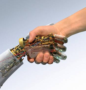 "I robot saranno i ""badanti"" del futuro"