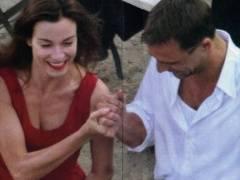 """Alessandro Preziosi e Stefania Rocca flirtano sul set di """"Edda Ciano e il comunista"""""""