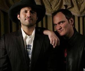 Rodriguez con Tarantino