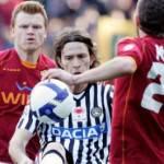 Diretta Live Roma-Udinese 20 Novembre 2010