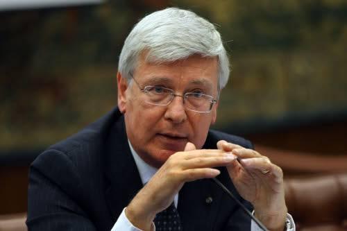 Il nuovo ministro dello Sviluppo Economico Paolo Romani