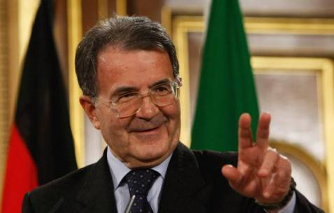 Romano Prodi (Getty images)