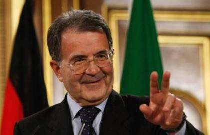Romano Prodi (Daniel Berehulak-Getty images)