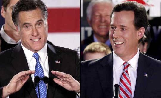 romney santorum Usa, Primarie repubblicane: Santorum mette ko Romney e vince in Minnesota, Missouri e Colorado