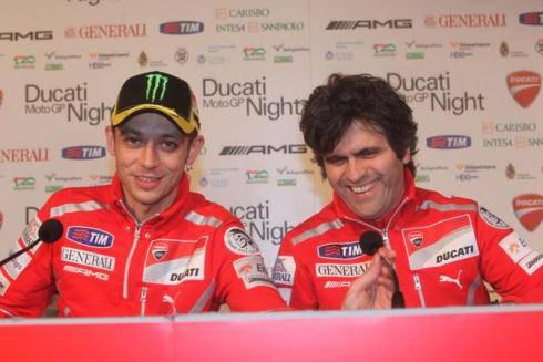 Valentino Rossi Ducati: ad Assen nuova moto con motore 800cc e ciclistica della GP12