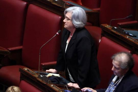 """Rosy Bindi contro il semi-presidenzialismo: """"Non sono disposta a immolare la Costituzione"""""""