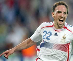 """Ribery ai transalpini: """"Scusatemi per il Mondiale"""""""