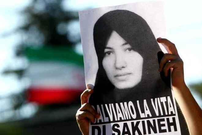 Sakineh nasce la rete di parlamentari europee per for Parlamentari donne