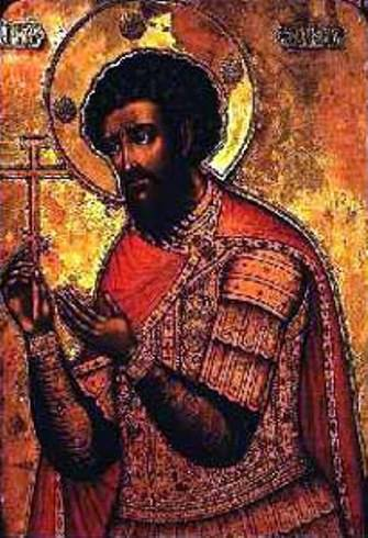 Santo Del Giorno Calendario.San Teodoro Il Santo Del Giorno 7 Febbraio 2011