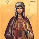 santa olimpia 150x150 Santo di oggi   5 marzo 2011: festa di S. Adriano di Cesarea