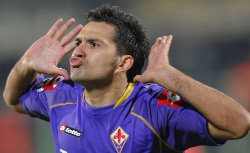 Mario Santana - Fiorentina