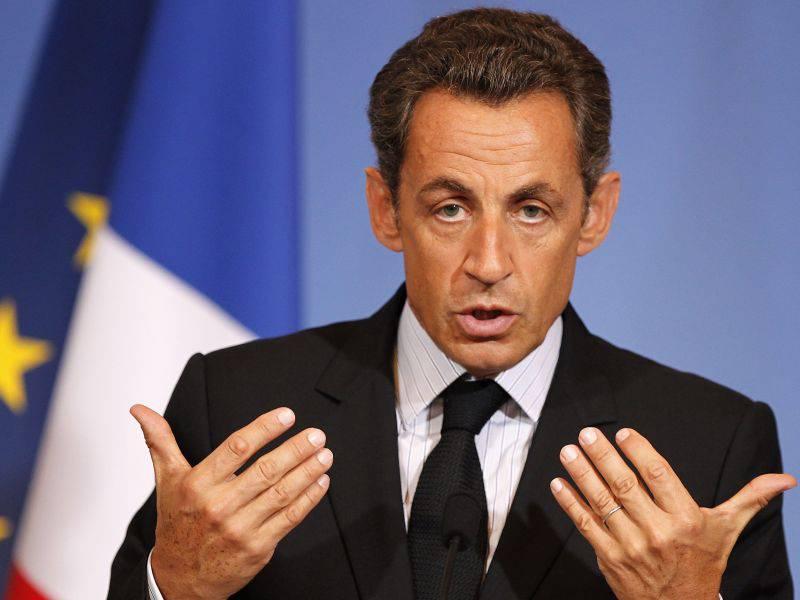 Francia, tentata aggressione al presidente Sarkozy