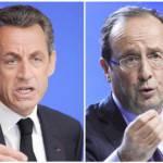 Sondaggi Presidenziali in Francia: Sarkozy davanti a Hollande, ma solo al primo turno