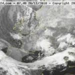 Meteo: neve a Milano, pioggia e mareggiate al centro-sud