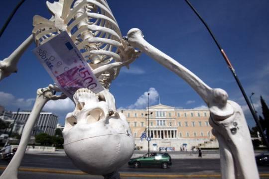 Grecia: il crollo degli incassi Iva allarga il buco di bilancio