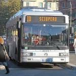 Roma: sciopero a sorpresa degli autobus Roma Tpl