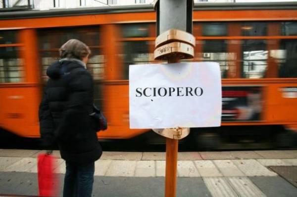 Sciopero nazionale dei trasporti pubblici: oggi 4 ore di stop in tutta Italia