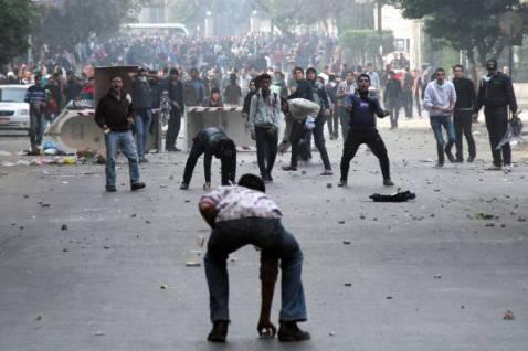 Recenti scontri in Egitto (AHMED TARANH/AFP/Getty Images)
