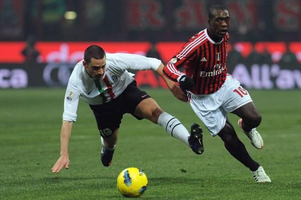 seedorf1 Calciomercato Milan, futuro negli Usa per Clarence Seedorf?