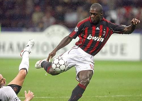 Inter-Milan: Seedorf da protagonista parla ai microfoni