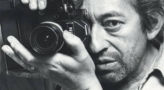 All'asta oggetti e manoscritti appartenuti a Serge Gainsbourg