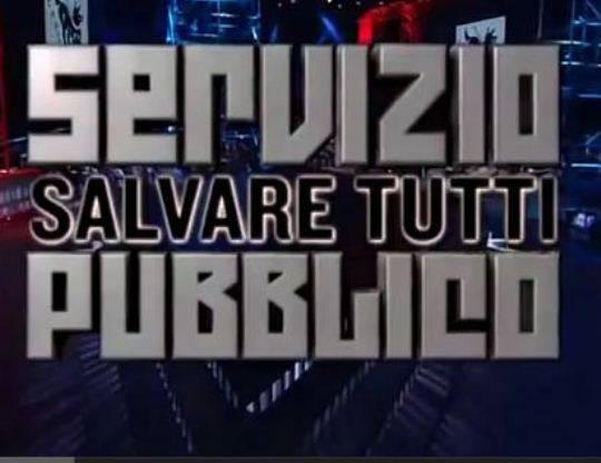 'Servizio Pubblico', 19 gennaio: Beppe Grillo alza il sipario con tragedia del Giglio (video YouTube)