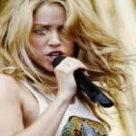 "Shakira, successo mondiale con ""Waka Waka"""